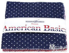 American Basics Charm Pack By Windham Fabrics For Windham